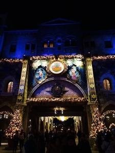 東京ディズニーシーの入口