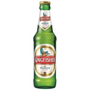 インドのビール「KingFisher」