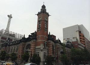 横浜市開港記念会館(外観)