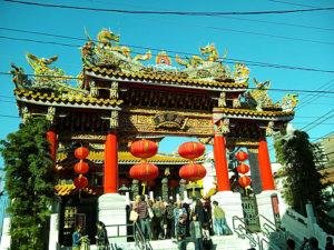 関帝廟(横浜中華街)