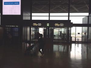 成田空港(入口)