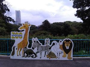 横浜ランドマークタワーが見れます。