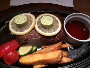 矢澤ステーキ(内もも)