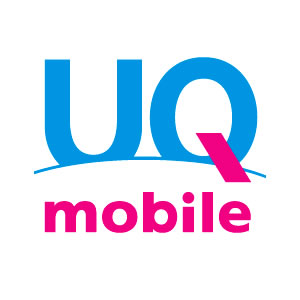 UQMobileのロゴ